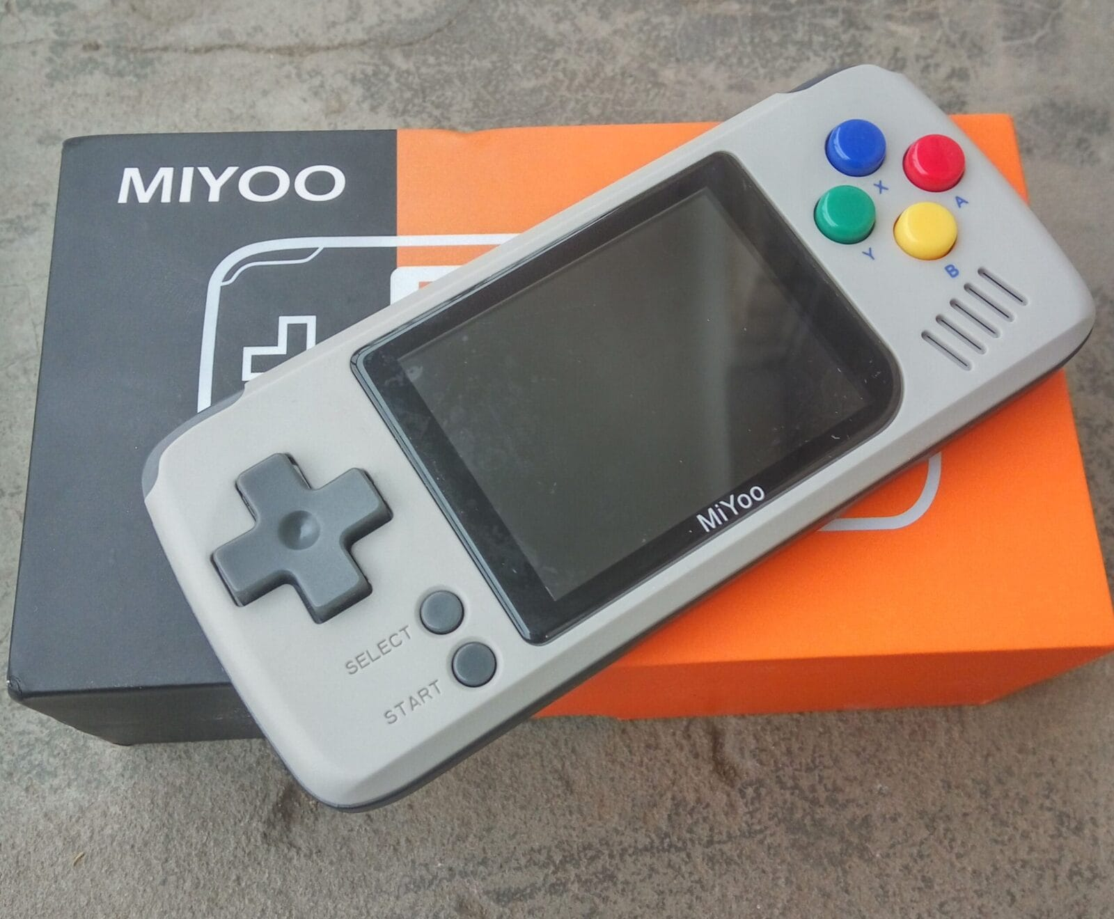 MIYOO Retro Game Console